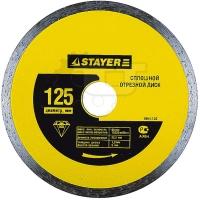 Алмазные круги по плитке Stayer