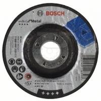 Круги шлифовальные по металлу Bosch