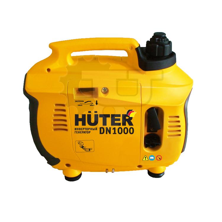 Генератор бензиновый инверторный DN 1000 HUTER