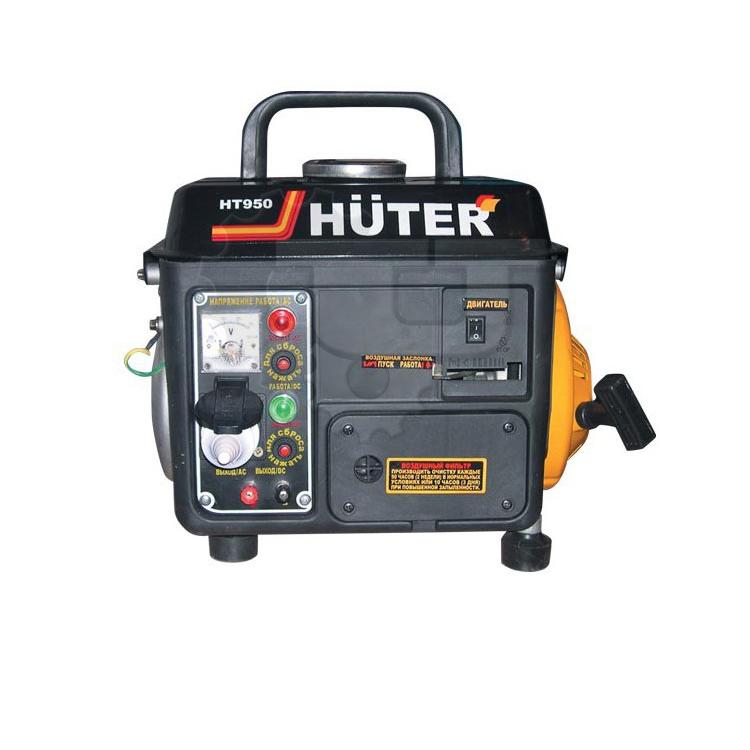 Генератор бензиновый HT 950 A HUTER