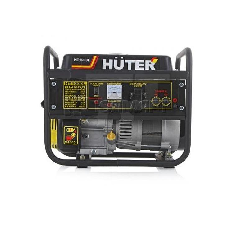 Генератор бензиновый HT1000L HUTER