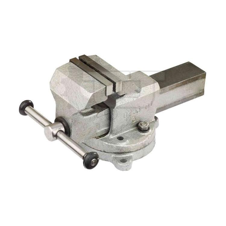 Тиски слесарные ЗУБР 63 мм - 140 мм