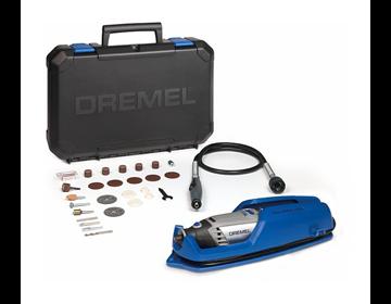 Инструмент многофункциональный Dremel 3000 (+25 насадок + вал)