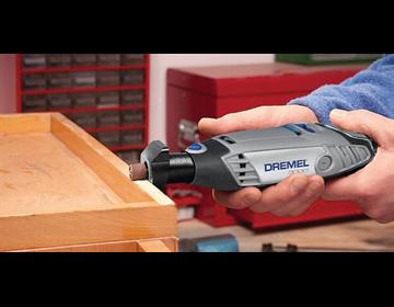 Инструмент многофункциональный Dremel 3000 (+5 насадок+приставка)