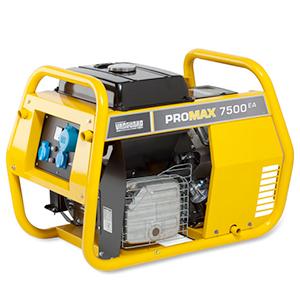 Генератор бензиновый PROMAX 7500EA