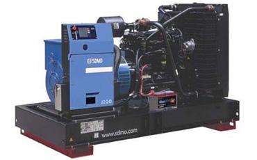Дизельная электростанция SDMO Montana J220C2