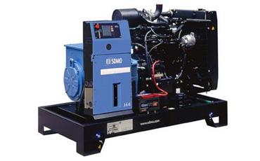Дизельная электростанция SDMO Montana J66K