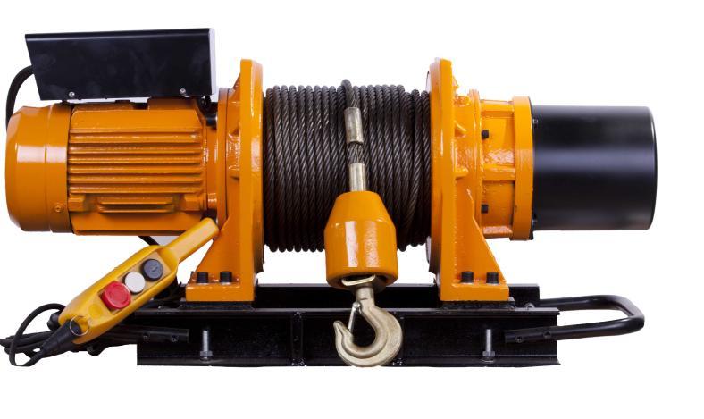 Лебедка электрическая KDJ-1000