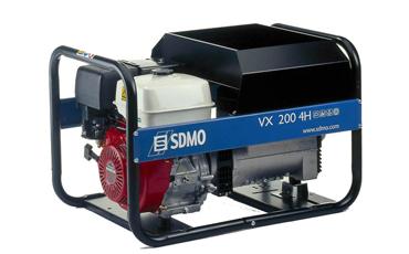 Сварочный генератор SDMO VX 200-4HS