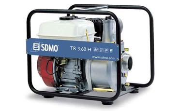 Мотопомпа SDMO TR 3.60H