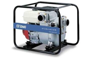 Мотопомпа SDMO XT 3.78H