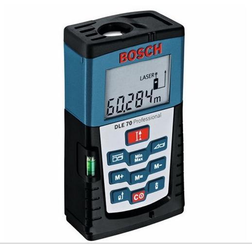 Лазерный измеритель длины DLE 70 Bosch