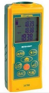 Лазерный измеритель длины Laser-Kraft KRAFTOOL