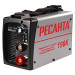 Сварочный аппарат инверторный САИ 190К (компакт) Ресанта