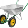 Тачка садово-строительная двухколесная GRINDA 422397