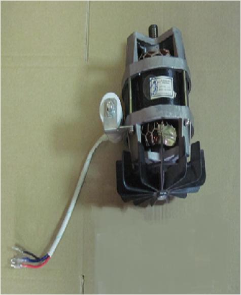 Двигатель для бетономешалок СБР