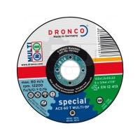 Отрезные круги по металлу Dronco