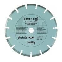 Алмазные круги  по бетону Dronco