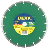 Алмазные круги  по бетону Dexx