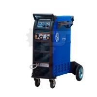 Инверторный сварочный полуавтомат для сварки алюминия AuroraPRO SKYWAY 350 DUAL PULSE с воздушным охлаждением