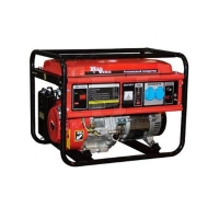 Генератор бензиновый RedVerg RD-G8000EN + Перфоратор Зубр П-26-800 в подарок!
