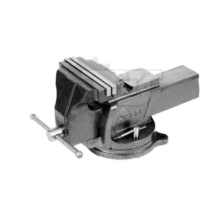 Индустриальные поворотные тиски 100 мм - 200 мм ЭКСПЕРТ ЗУБР