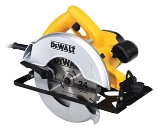 Пила электрическая дисковая DW 366 DeWalt