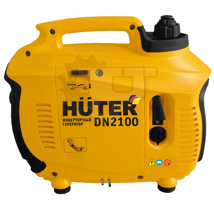 Генератор бензиновый инверторный DN 2100 HUTER