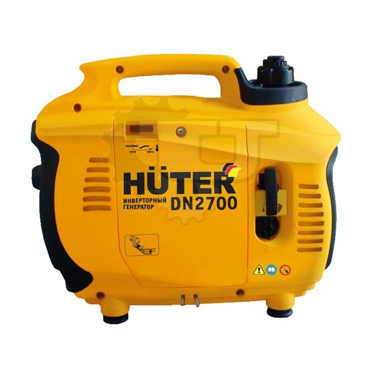 Генератор бензиновый инверторный DN 2700 HUTER