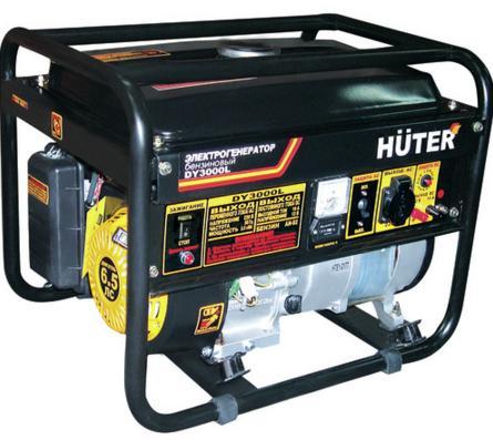 Генератор бензиновый DY3000L HUTER