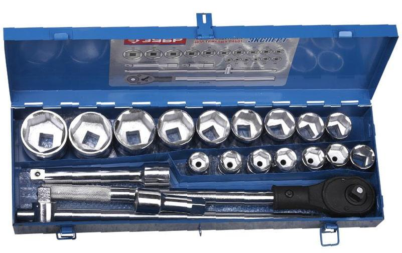 Набор инструмента Зубр 20 предметов 27660-Н20