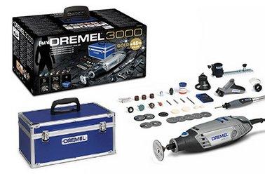 Инструмент многофункциональный Dremel 3000 (+70 насадок+5 приставок+кейс)