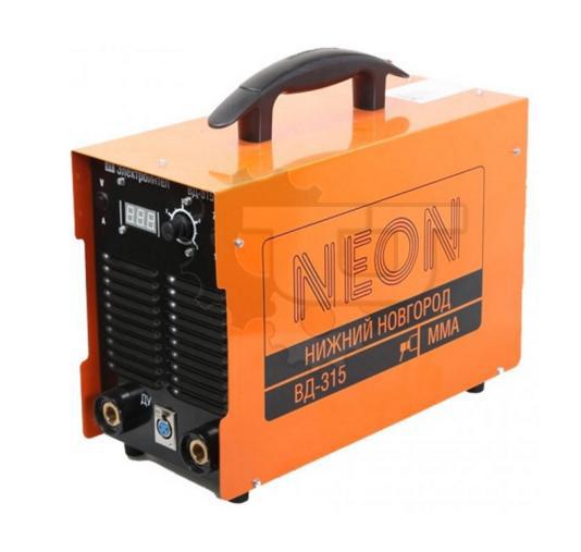 Сварочный аппарат NEON ВД 315 + МШУ REDVERG RD-AG110-125E в подарок!