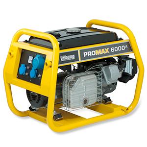 Генератор бензиновый PROMAX 6000 ЕA