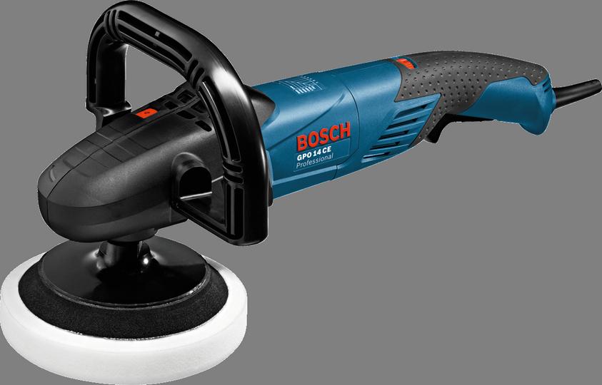 Машина полировальная Bosch GPO 14 CE
