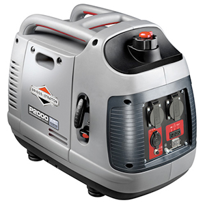 Генератор бензиновый Briggs & Stratton Inverter P2000