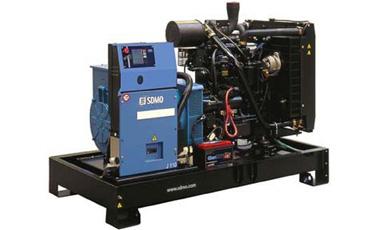 Дизельная электростанция SDMO Montana J110K