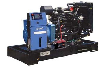 Дизельная электростанция SDMO Montana J130K