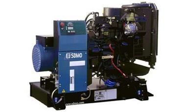 Дизельная электростанция SDMO Montana J22