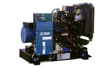 Дизельная электростанция SDMO Montana J33