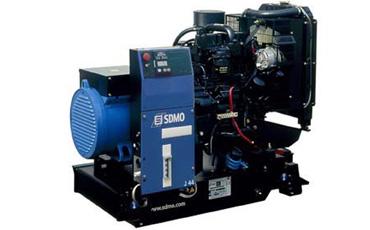 Дизельная электростанция SDMO Montana J44K