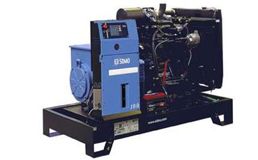 Дизельная электростанция SDMO Montana J88K