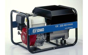 Сварочный генератор SDMO VX 220-7.5HS