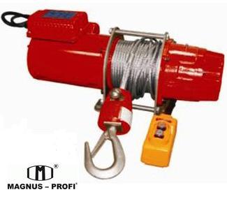 Лебедка электрическая KDJ-200 Е (220 В)