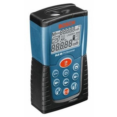 Лазерный измеритель длины DLE 40 Bosch