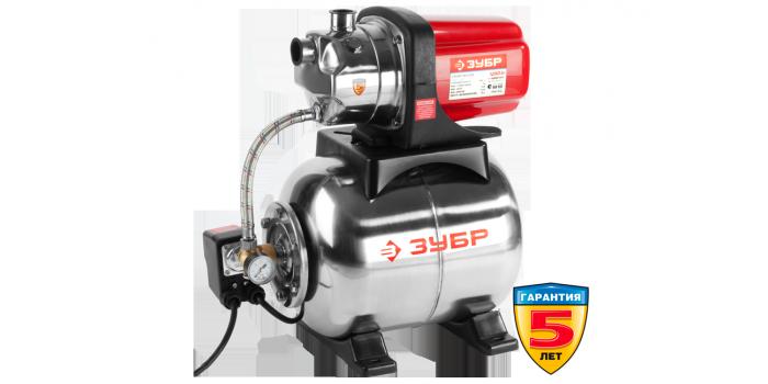 Автоматическая насосная станция ЗНАС-1200-С Зубр