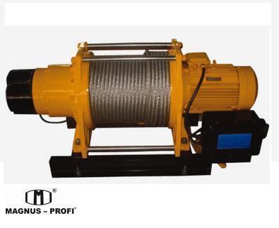 Лебедка электрическая KDJ-2200