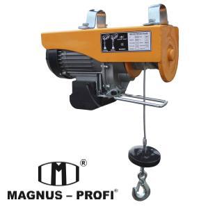 Мини электро тельфер МЕН 250/500 Magnus Profi