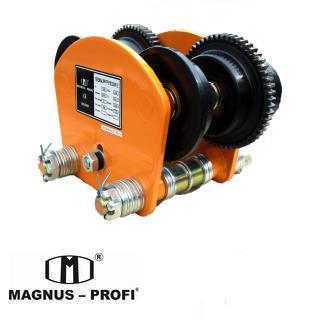 Тележка для мини тали с электро приводом MAGNUS PROFI