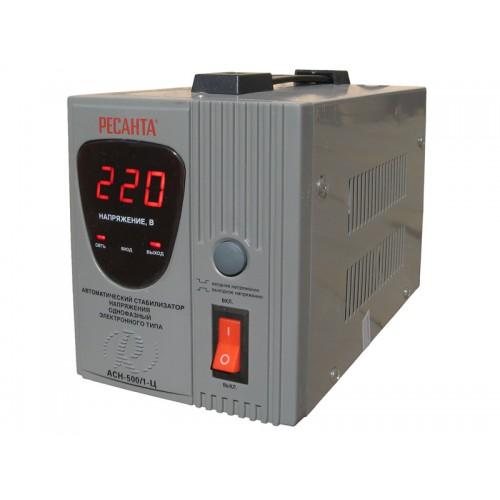 Стабилизатор АСН 500/1-Ц Ресанта